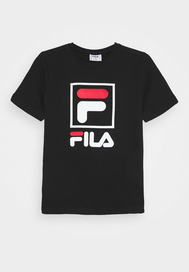 TODDY - Print T-shirt - black
