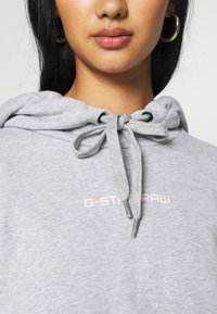 G-Star - GRAPHIC CORE  - Hoodie - grey - 6