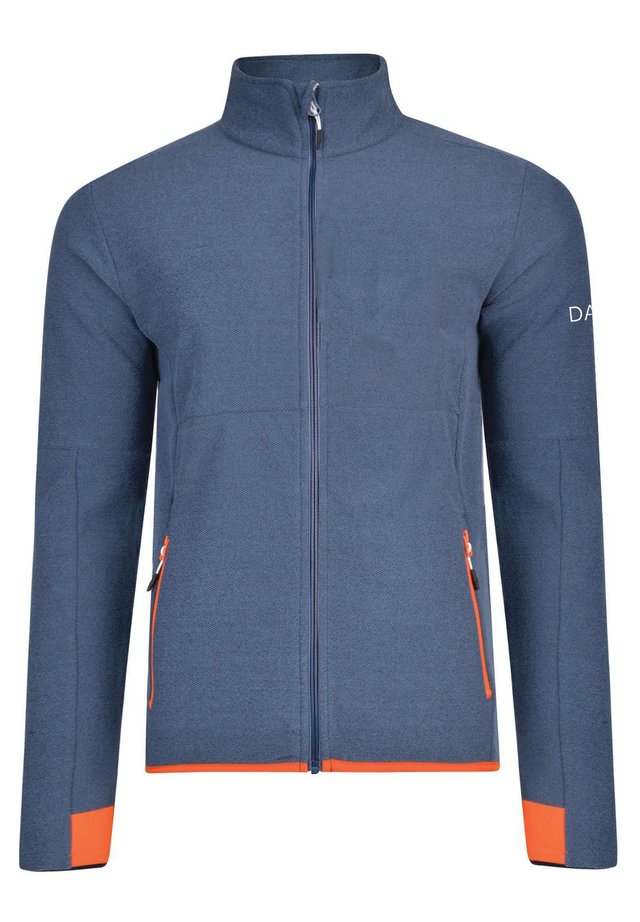 DEVOIR  - Fleece jacket - meteor grey