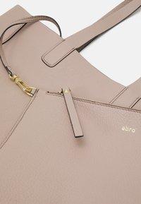 Abro - SHOPPER MAGDA SET - Shopping bag - powder - 5