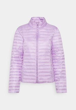 JDYNEWMADDY PADDED JACKET - Lett jakke - pastel lilac