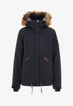 MEADE JK - Snowboard jacket - true black