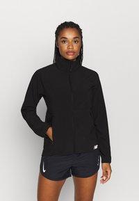 New Balance - IMPACT RUN JACKET - Sports jacket - black - 0