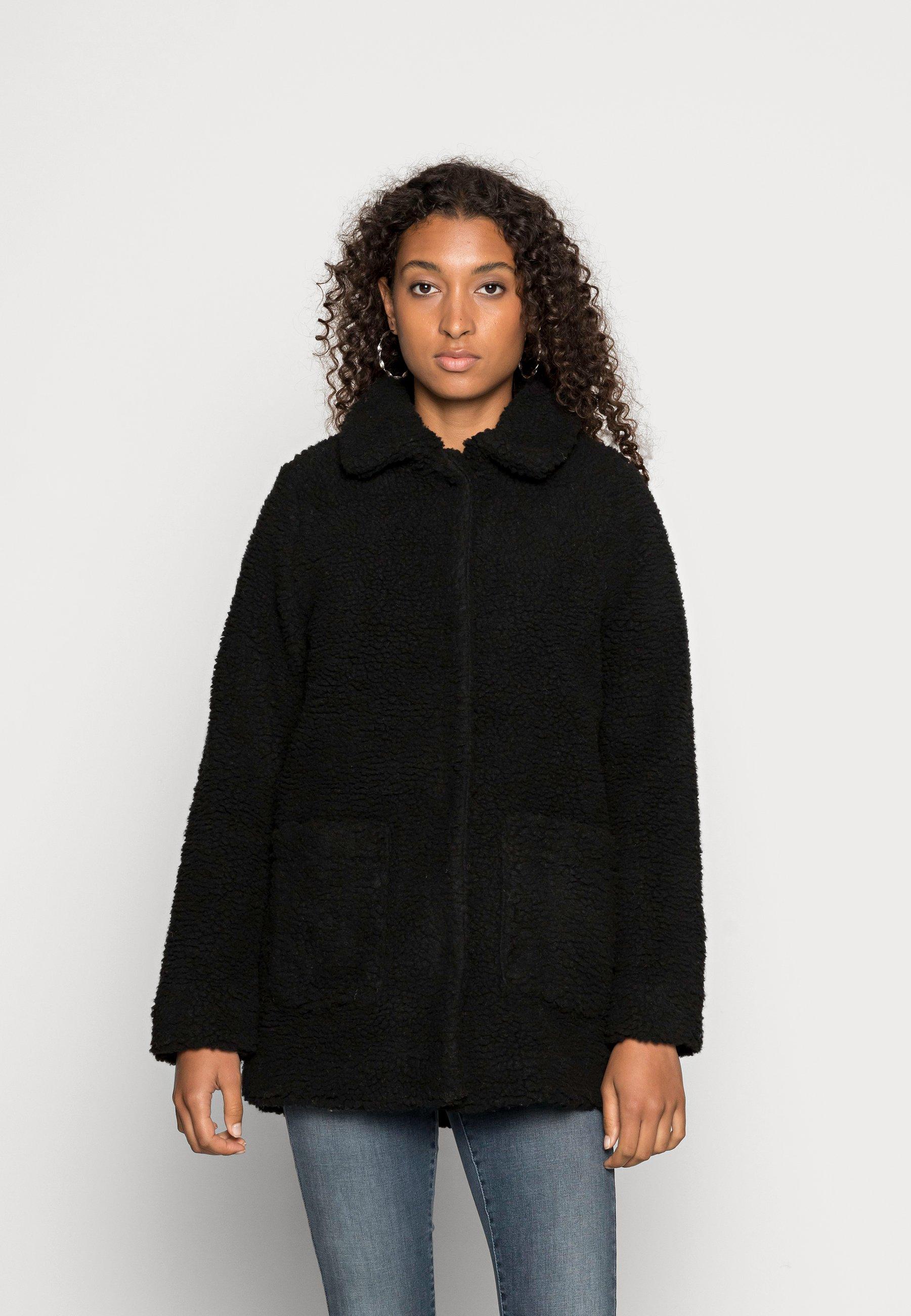 Women ONLAURELIA SHERPA JACKET - Short coat