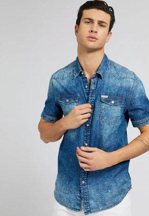 Shirt - bleu foncé