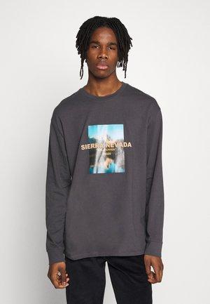 UNISEX SIERRA NEVADA - Langærmede T-shirts - grey