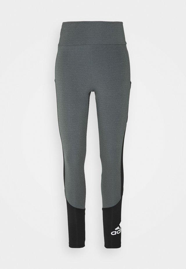 Collant - grey/black/white