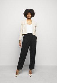 Iro - TEVA JACKET - Summer jacket - off-white/beige - 1