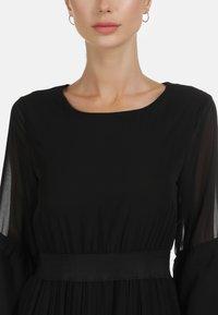 faina - Maxi dress - schwarz - 3