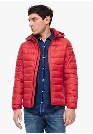 MIT 3M THINSULATE - Winter jacket - red