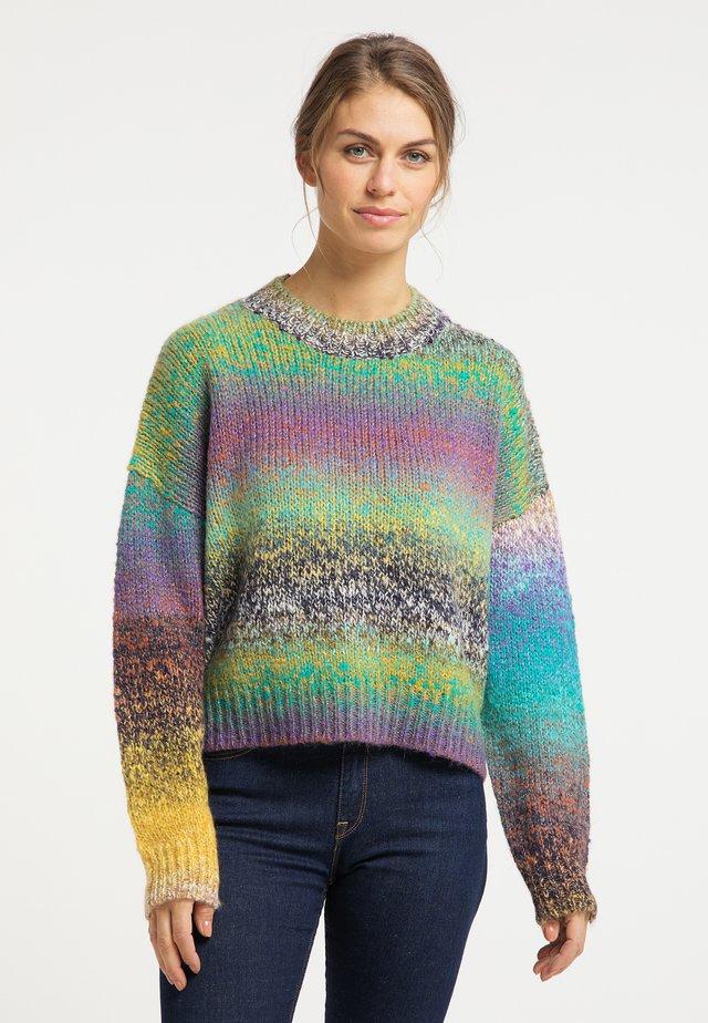 Bluza - multicolor