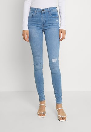 720 HIRISE SUPER SKINNY - Jeans Skinny Fit - eclipse moon