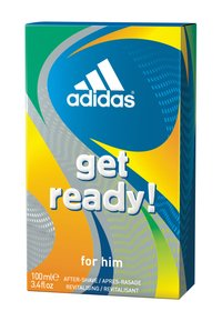 Adidas Fragrance - GET READY! FOR HIM AFTER SHAVE 100ML - Aftershave - - - 2
