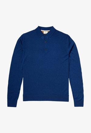 LONGSLEEVE - Polo shirt - navy