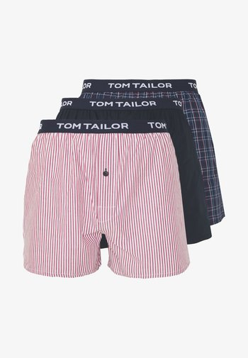 3 PACK - Boxer shorts - red light