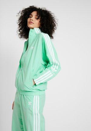 ADICOLOR SPORT INSPIRED NYLON JACKET - Giacca a vento - prism mint/white