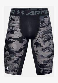 Under Armour - ARMOUR - Leggings - black - 1