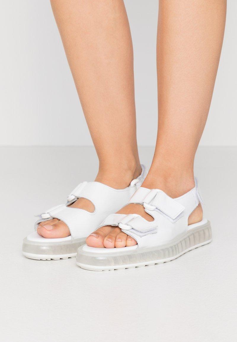 Joshua Sanders - AIR  - Sandals - clear