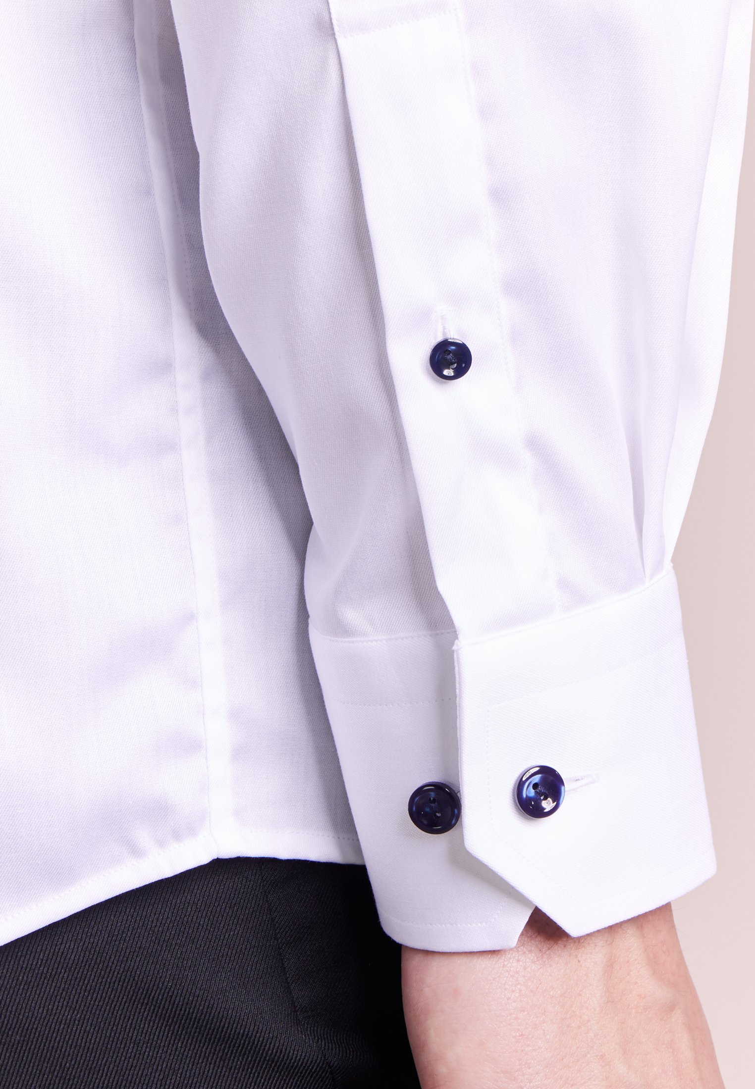 Eton Contemporary Fit - Businesshemd White