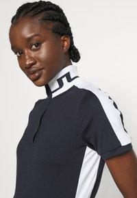 J.LINDEBERG - PIPER GOLF - T-shirt sportiva - navy - 3