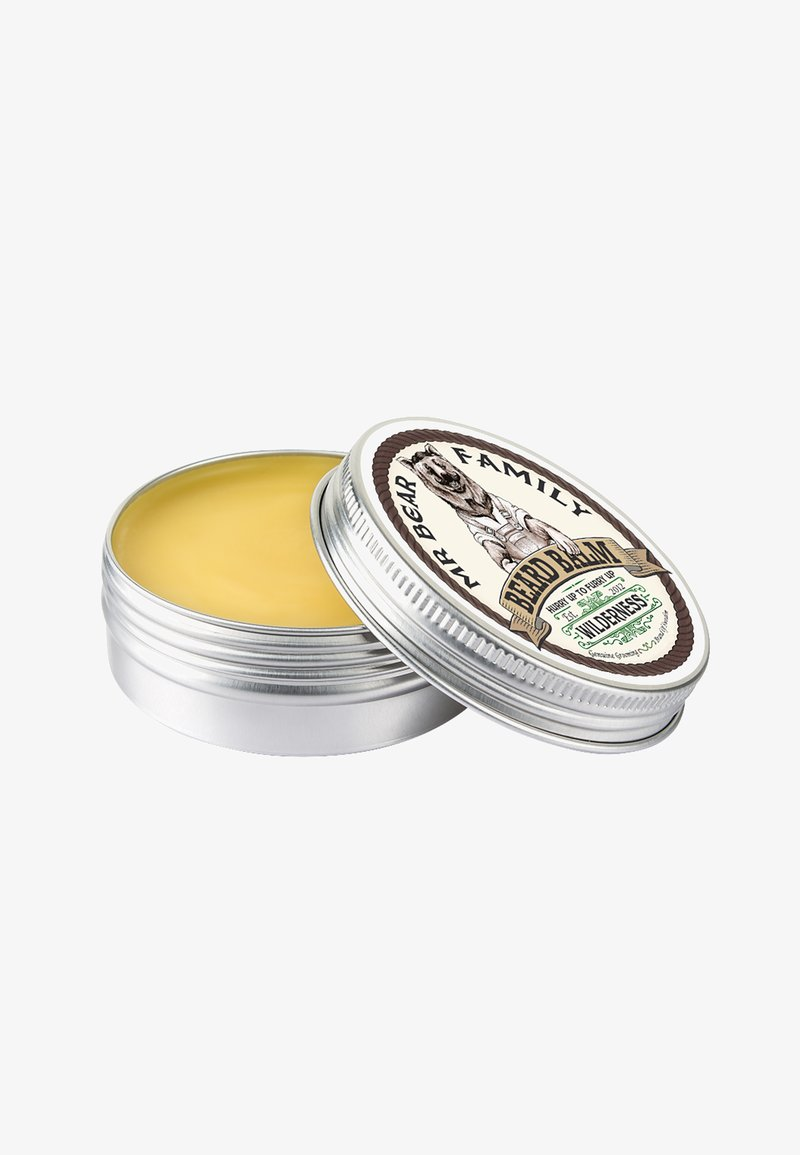 Mr Bear Family - BEARD BALM - Beard oil - wilderness