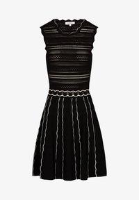 Morgan - Jumper dress - black - 4