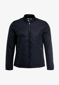 Pier One - Übergangsjacke - black - 5