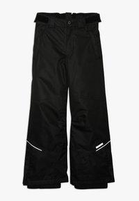Icepeak - CARTER - Spodnie narciarskie - black - 2