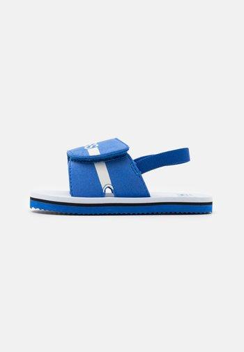 LIGHT  - Sandals - electric blue