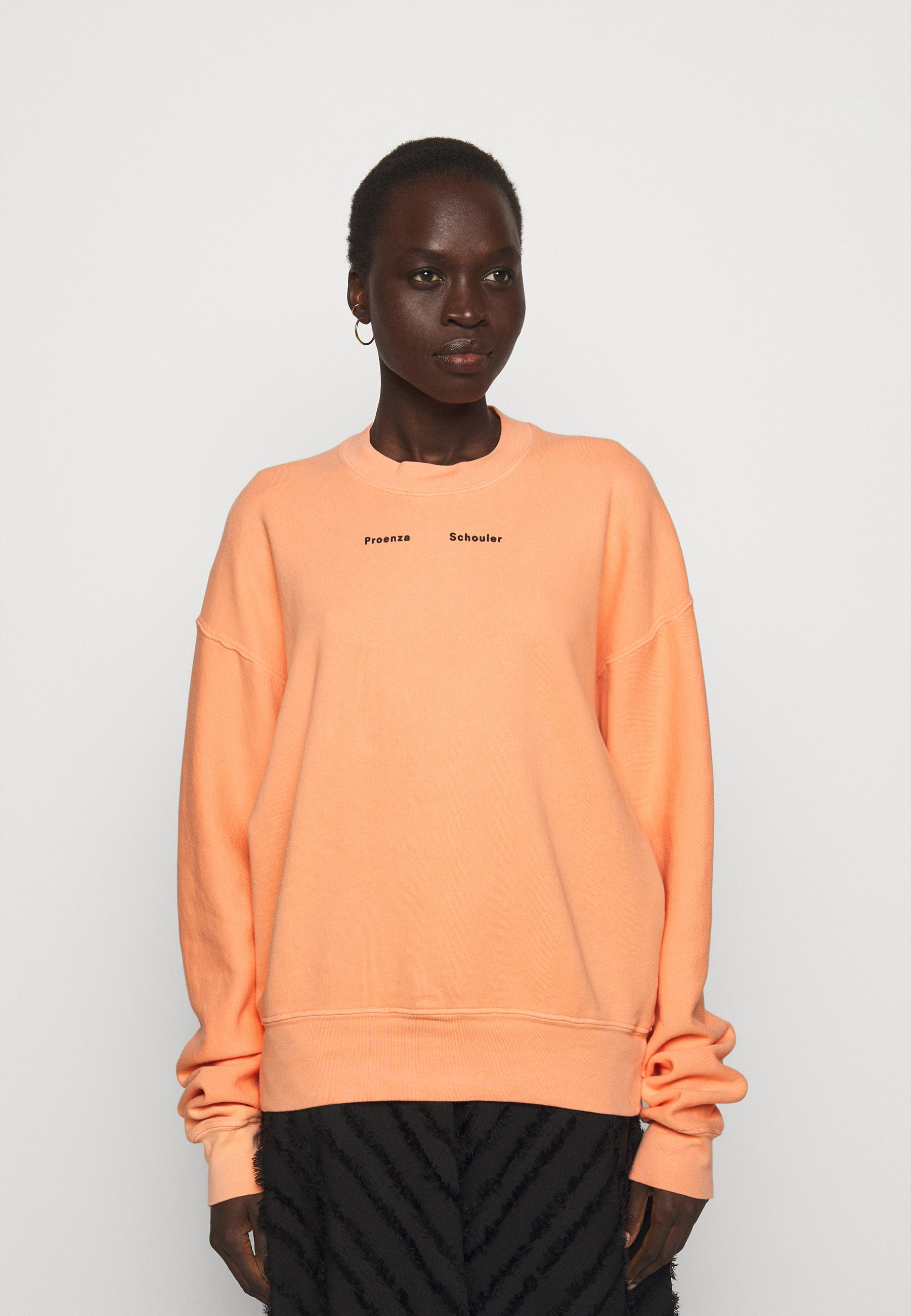 Women MODIFIED RAGLAN SOLID - Sweatshirt