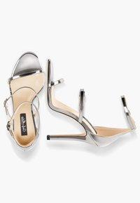 Only Maker - High heeled sandals - silver - 2