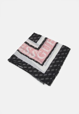 SCARF MONIQUE PRINTED KEFIAH - Foulard - black