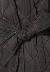 HUGO - FABECCA - Trenchcoat - black - 9