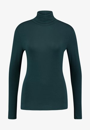 YOKO ROLLNECK - Langærmede T-shirts - green spruce