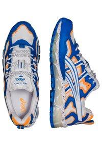 ASICS - GEL-NANDI 360 - Trainers - white/electric blue - 1