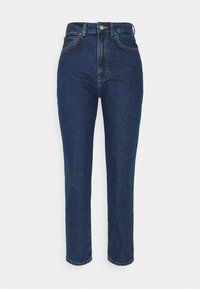 Anna Field - MOM FIT JEANS - Jeans Tapered Fit - blue denim - 4