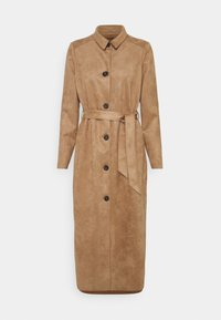 ONLY - ONLJOANE  - Cappotto classico - toasted coconut - 0