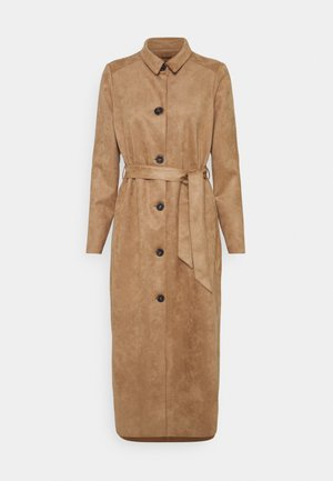 ONLJOANE  - Classic coat - toasted coconut