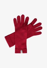 Fraas - Gloves - red - 1