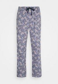 Schiesser - Pyžamový spodní díl - jeansblau - 0