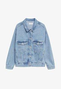 Mango - ESTRELLA - Denim jacket - hellblau - 0
