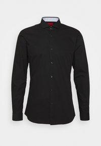 HUGO - ERRIK SLIM FIT - Formal shirt - black - 0