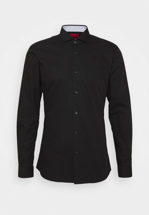 ERRIK SLIM FIT - Formal shirt - black