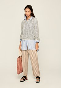 Pepe Jeans - ELLE - Sweter - mousse - 1