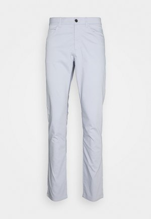 FLEX 5 POCKET PANT - Trousers - sky grey/wolf grey