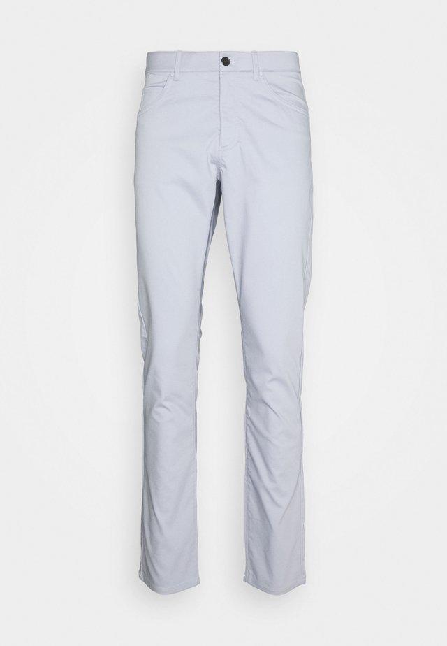 FLEX 5 POCKET PANT - Trousers - sky grey/wolf grey