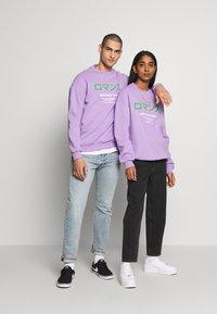 YOURTURN - Sweatshirt -  lilac - 1