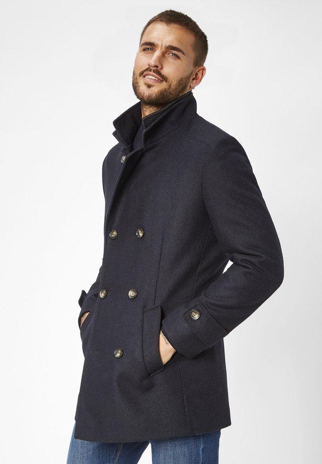 ELEGANTER - Classic coat - navy