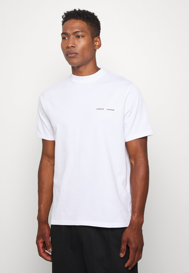 NORSBRO - Basic T-shirt - white