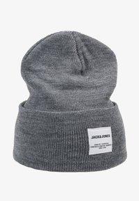Jack & Jones - JACLONG BEANIE - Gorro - grey - 3
